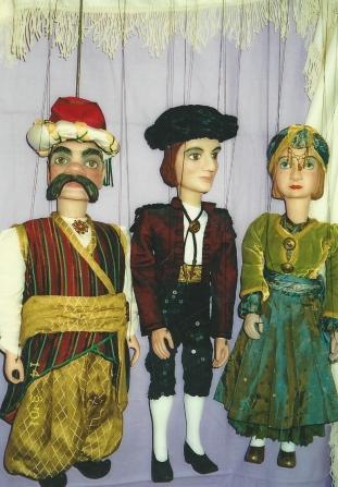 Puppentheater Böhmel Dresden