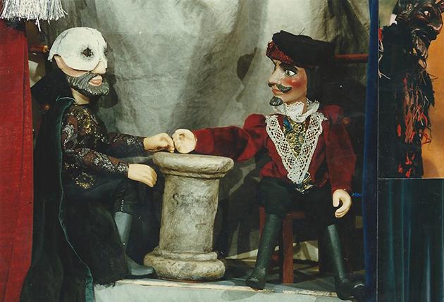 Don Juan oder Der Steinerne Gast