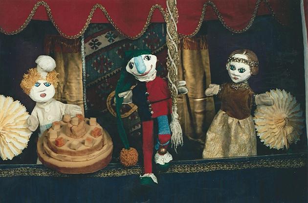 Kasper und der Königskuchen