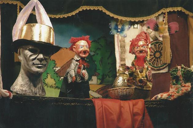 Osterfest mit Seppel, Onkel Jonathan und Huhn Irmgard